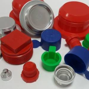 Threaded Hydraulic Caps & Plugs