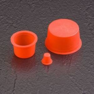 Tapered Silicone Caps and Plugs