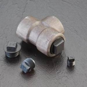 Square-Head Threaded Plugs