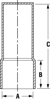 Line Diagram - Diesel Fuel Injector Cap