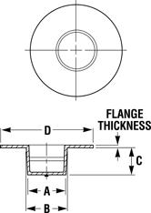 Line Diagram - Valve Flange Protectors