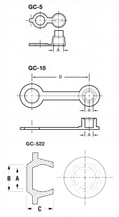 Line Diagram - Grease Caps