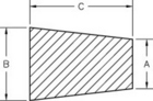 Line Diagram - Short Corks