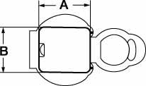Line Diagram - Oxygen Cylinder Post-Valve Sleeve