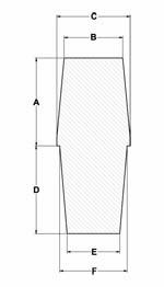 Line Diagram - Ultrabake™ Dual Purpose Plugs